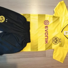 Echipament  fotbal copii BVB, XS/S