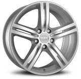 Jante FORD FIESTA 5.5J x 14 Inch 4X108 et35 - Mak Veloce W Silver - pret / buc, 5,5, 4