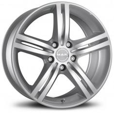 Jante DAEWOO AVEO 6J x 15 Inch 5X105 et39 - Mak Veloce Silver - pret / buc