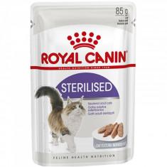 Hrana umeda pentru pisici, Royal Pet Sterilised, 85 Kg