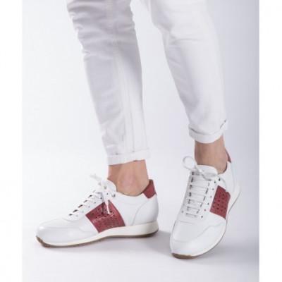 Sneakers barbati Alb 40 foto