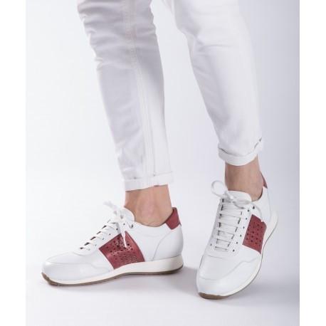 Sneakers barbati Alb 40