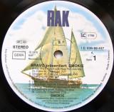 Smokie - BRAVO Prasentiert Smokie (1976, RAK) Disc vinil LP original