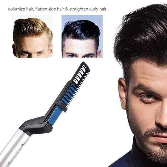 Placa profesionala pentru barba - accesoriul ideal pentru barbosi