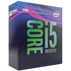 Procesor Intel Coffee Lake i5-9600K, 3.70/ 4.60 GHz, LGA1151 v2