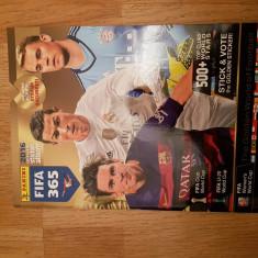 Album gol stickere, Panini, FIFA 365 2016 - cu bonus echipa Steaua completa