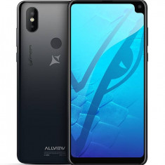 Telefon mobil Allview V4 Viper Pro 32GB 2GB RAM Dual Sim 4G Dark Grey