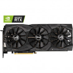 Placa video Asus nVidia GeForce RTX 2060 STRIX GAMING O6G 6GB GDDR6 192bit