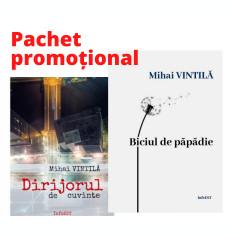 Pachet promoțional cărți Mihai Vintilă