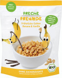 Cumpara ieftin Cereale pentru mic dejun cu banane si vanilie, bio, 125 g