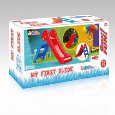 Primul meu tobogan - viu colorat PlayLearn Toys, DOLU