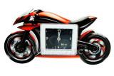 Cumpara ieftin Ceas cu alarma rosu / galben / albastru MOTO SPEED HDF1689A-1