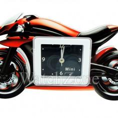 Ceas cu alarma rosu / galben / albastru MOTO SPEED HDF1689A-1