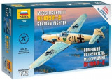 Zvezda 7302 - 1:72 Messerschmitt Bf 109F-2
