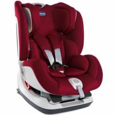 "Scaun auto ""Seat Up"", grupa 0/1/2 (0-25 kg), red passion"