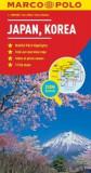 Japan, Korea Marco Polo Map