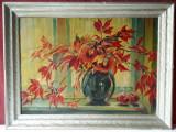 Natura statica cu flori - J. Travnik 1942
