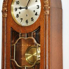 Ceas de perete cu pendula  Hau-Hac Hamburg