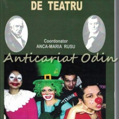 Scoala Ieseana De Teatru - Anca-Maria Rusu