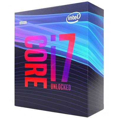 Procesor intel core i7-9700k coffee lake bx80684i79700k 3.6 ghz - foto