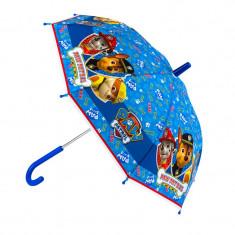 Umbrela pentru copii Patrula Catelusilor, 60 cm, Multicolor foto