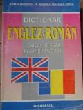 Dictionar Englez-roman - Edith Iarovici, Rodica Mihaila-cova ,523201