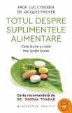 Totul despre suplimentele alimentare. Cele bune și cele mai puțin bune (pdf)