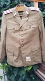 Costum de ofiter RSR, colonel, medic militar, 2 perechi de pantaloni