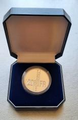Moneda comemorativa de argint - 20 Francs 1992, Elvetia - Proof foto