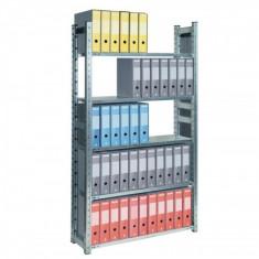RAFT METALIC PROFESIONAL 9 POLITE 1200x400x4000 mm (lxAxH) 130 kg/polita, PLUS