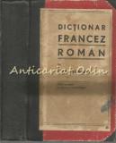 Dictionar Francez-Roman - Const. Saineanu