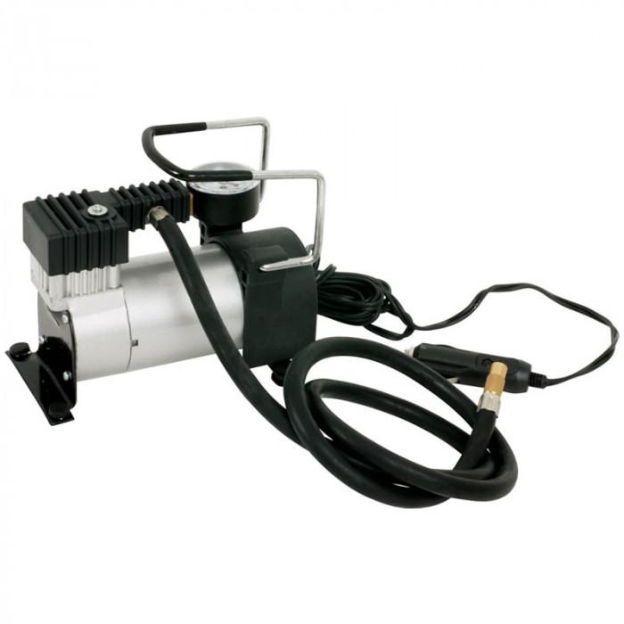 Compresor auto pentru camioane , 12 V, 100 PSI, 27 l/min