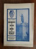 Documente de piatara si bronz al Municipiului Ploiesti /  R4P3F