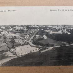 Gruss aus Suceava SUCEAVA VAZUTA DE LA RASARIT Verlag Leib Kern, Circulata, Printata