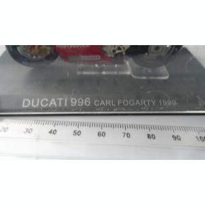 bnk jc  Carl Fogarty Ducati 996 1999 1:24 ( IXO )
