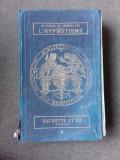 L'HYPNOTISME - FOVEAU DE COURMELLES (CARTE IN LIMBA FRANCEZA)