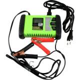 Redresor auto digital, incarca baterii Gel, AGM, Plumb, 4-120 Ah