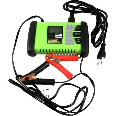 Redresor auto digital, incarca baterii Gel, AGM, Plumb, 4-120 Ah foto