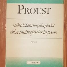 La umbra fetelor in floare (In cautarea timpului pierdut) de Marcel Proust