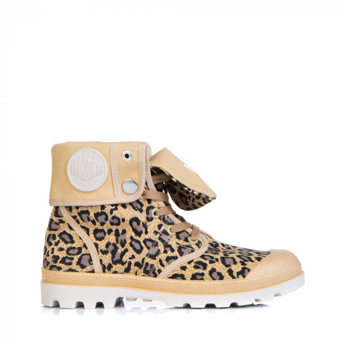 Ghete dama Mania leopard