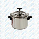 Oală sub presiune Hausberg, capacitate 5 litri, aluminiu