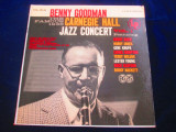 Benny Goodman - The Famous 1938 Carnegie Hall Jazz Concert_LP_Columbia(1956,SUA)