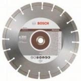 Bosch Expert disc diamantat 300x20/25.4x3.2x12 mm pentru materiale abrazive