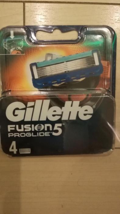 Rezerve Gillette Fusion Proglide set 4 buc