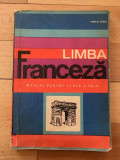Limba franceza Manual pentru clasa a VII-a din 1968, Marceal Saras