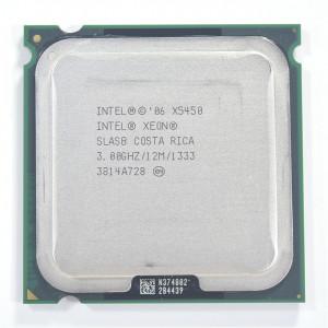 Procesor Xeon E5450 Quad Core 3.0Ghz 12Mb  modat la sk 775 80w performante Q9650