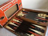 Joc Table (joc de Table) NOU - Lux lemn lacuit. SIGILAT!