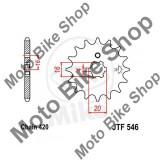 MBS Pinion fata 12Z 420, Cod Produs: 7261498MA