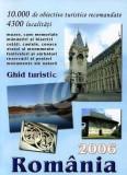 Romania - Indexul localitatilor turistice
