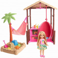 Set papusa Barbie Chelsea in vacanta